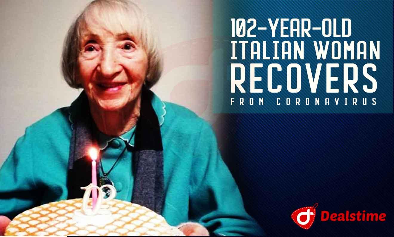 102-Year-Old Italian Woman Recovers From Coronavirus