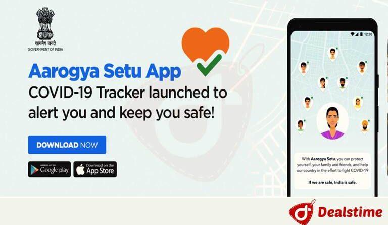 Aarogya Setu COVID-19 Tracker App