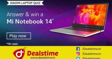 Amazon Xiaomi Laptop Quiz