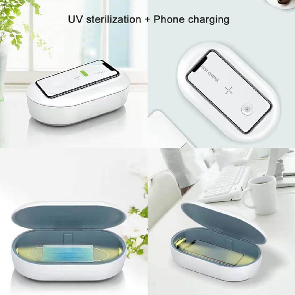 MOTOTIVE Phone Sanitizer Box