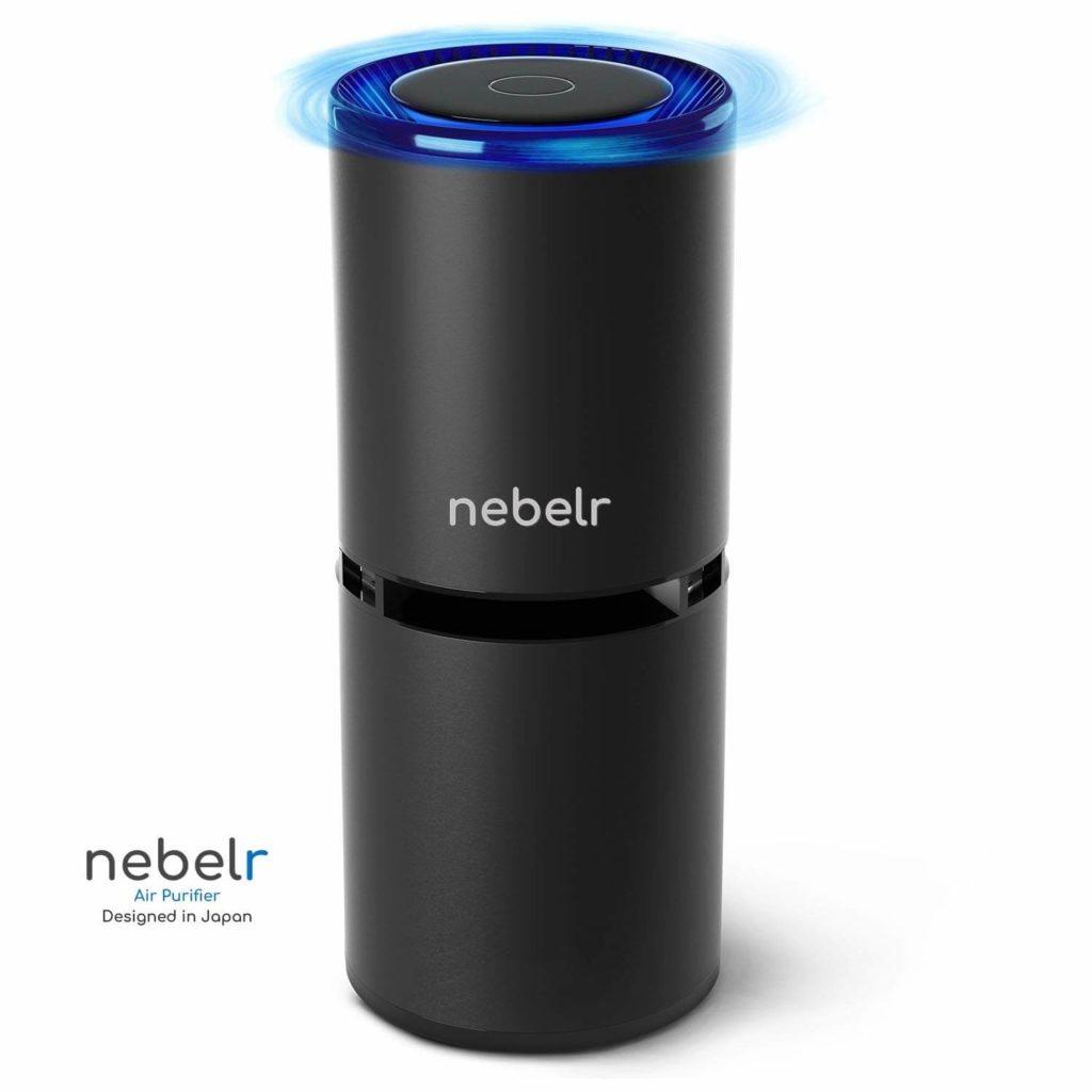 Nebelr Car Air Purifier Review
