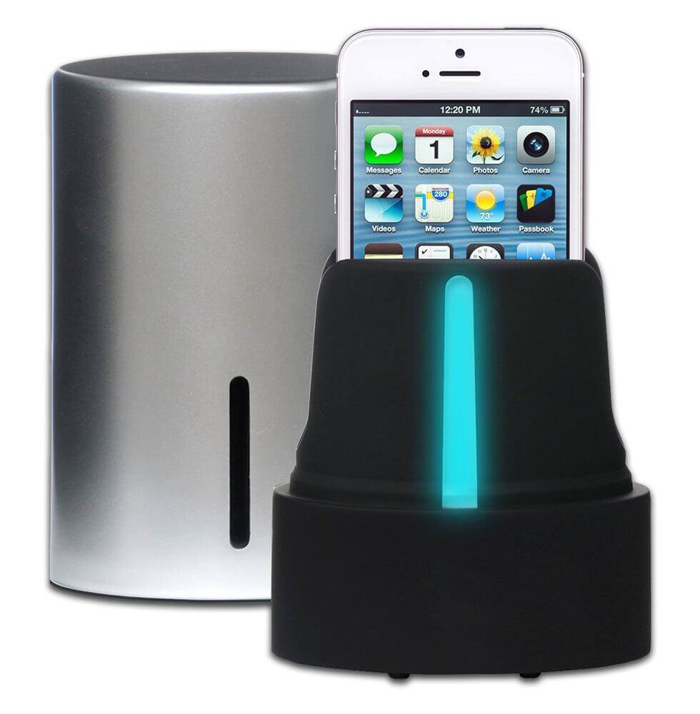 Tenergy UV Light Cell Phone Sterilizer