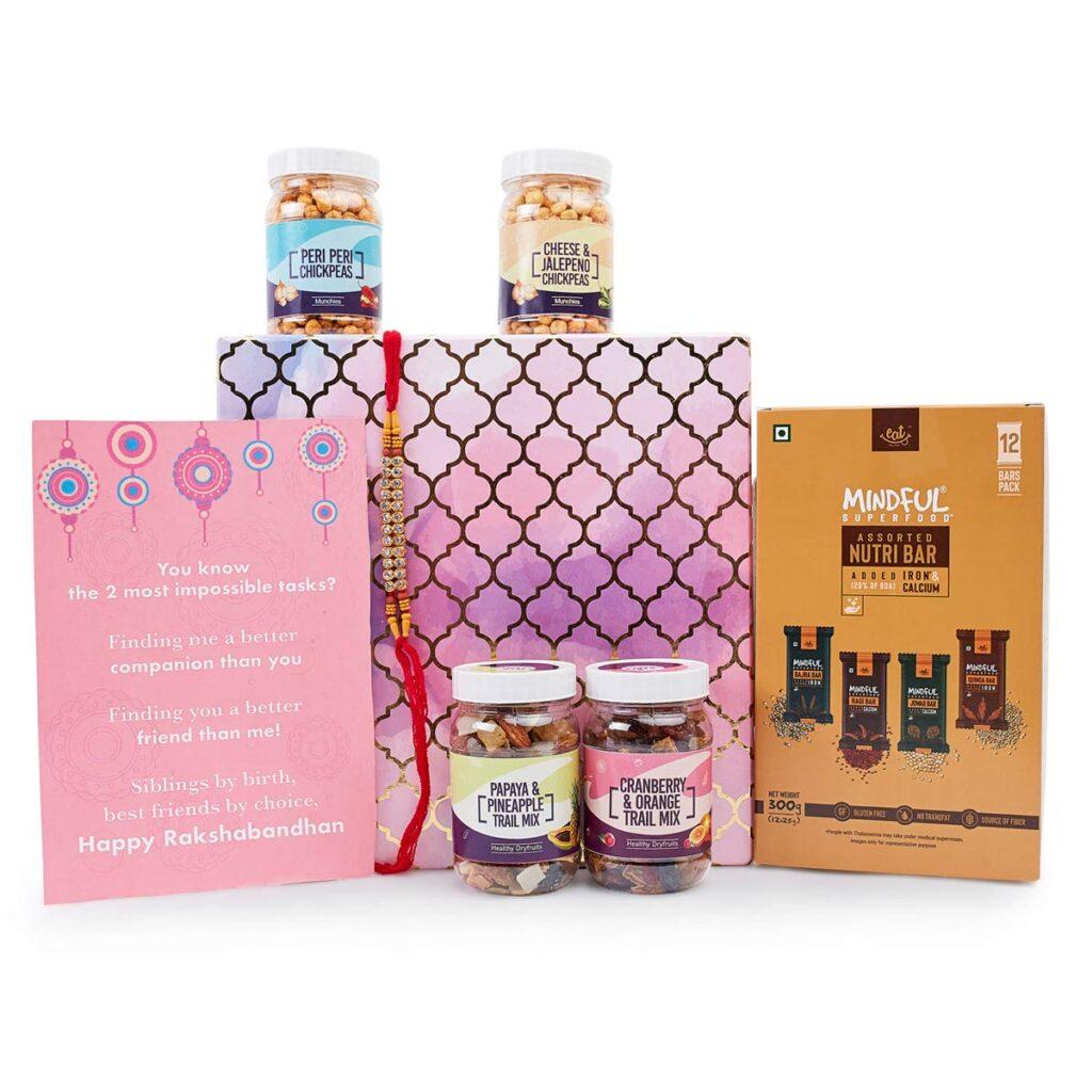 Best Gifts For Sisters On Rakshabandhan