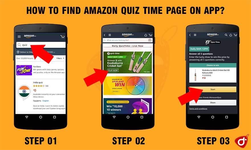 Amazon Quiz Win Kookaburra Bat – 04 Sep 2020, 8 AM To 12 PM